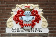 Wapenschild renovatie